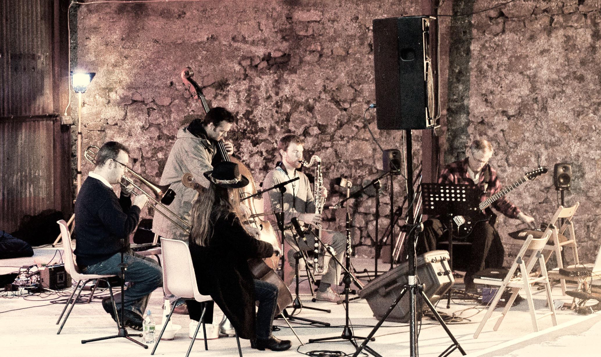 Quiet Music Ensemble at Deep Minimalism Festival ...