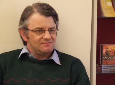Martin O'Leary