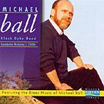 Michael Ball: Black Dyke Band cover