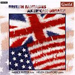 British Fantasies, American Dreams cover