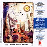 Music From Six Continents (2000) cover