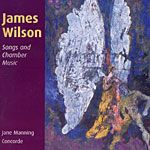 Songs and Chamber Music cover