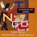 La Historia del Tango cover