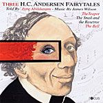 Three H.C. Andersen Fairytales cover