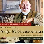 Boydell: Under No Circumstances cover