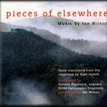 Pieces of Elsewhere cover