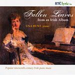 Fallen Leaves from an Irish Album cover
