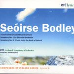 Seóirse Bodley - A small white cloud drifts over Ireland cover
