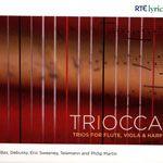 Triocca - Trios for Flute, Viola & Harp cover