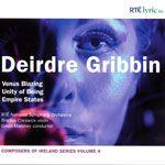 Deirdre Gribbin - Venus Blazing cover