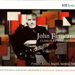 John Finucane: Clarinet Variations cover
