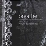 Breathe: new notes for flute from Ireland and New Zealand 1978-2010 cover