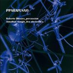PParafusxo: Improvised works for Percussion and Live Electronics cover