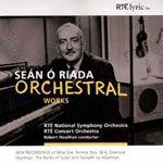 Séan Ó Riada: Orchestral Works cover