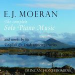 E.J. Moeran - The Complete Solo Piano Music cover