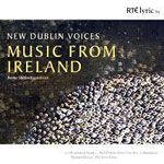 New Dublin Voices: Music from Ireland cover