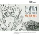 Chatham Saxophone Quartet: New Irish Music cover
