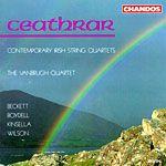 Ceathrar: Contemporary Irish String Quartets cover