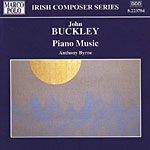 Buckley: Piano Music cover