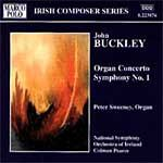 Buckley: Organ Concerto / Symphony No. 1 cover