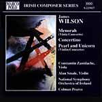 Wilson: Orchestral Music cover