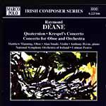 Deane: Orchestral Works cover